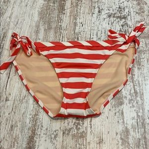 NWT Old Navy striped bikini bottoms